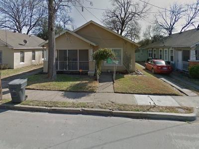 Dallas Single Family Home For Sale: 4706 Manett Street