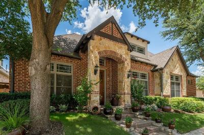 McKinney Single Family Home For Sale: 7506 S Ballantrae Drive