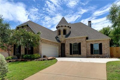 Sachse Single Family Home Active Option Contract: 2918 Tracy Lynn Lane