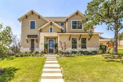 Keller Single Family Home For Sale: 424 Emerald Ridge Drive