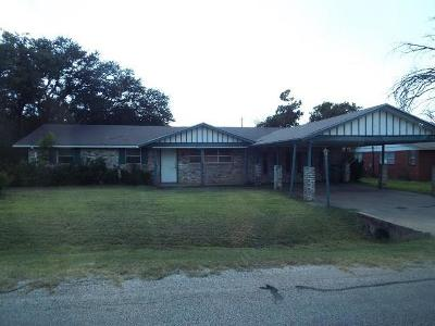 Eastland County Single Family Home For Sale: 200 Blundell Street