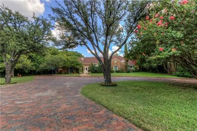Farmers Branch Single Family Home For Sale: 12800 Webb Chapel Road