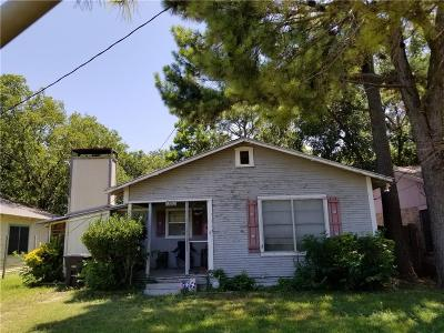Johnson County Single Family Home For Sale: 409 W Lone Star Avenue