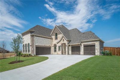 Prosper Single Family Home For Sale: 1721 Wichita Drive