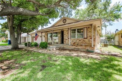 Garland Single Family Home For Sale: 4300 Ashville Drive