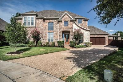 Colleyville Single Family Home For Sale: 5815 Crescent Lane