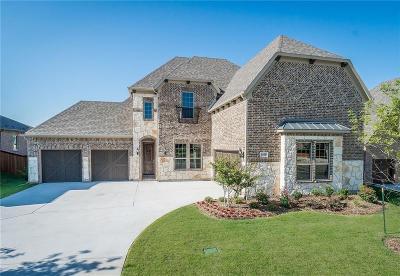 Prosper Single Family Home For Sale: 1610 Winchester Drive