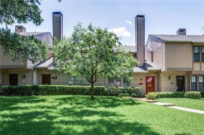 Dallas Townhouse For Sale: 7618 Pebblestone Drive #11