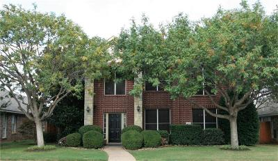 Lewisville Single Family Home For Sale: 1209 Christopher Lane