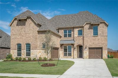 Prosper Single Family Home For Sale: 1751 Lonesome Dove Drive