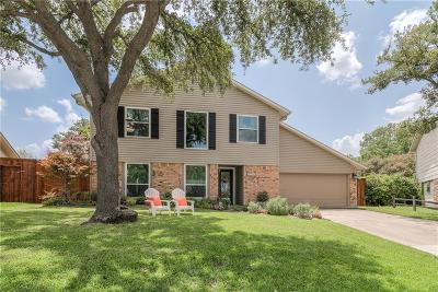 Carrollton Single Family Home For Sale: 2514 Via Avenida
