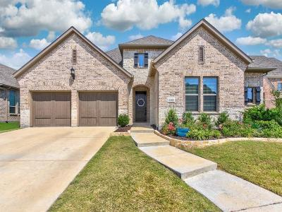 Prosper Single Family Home For Sale: 4460 Crossvine Drive