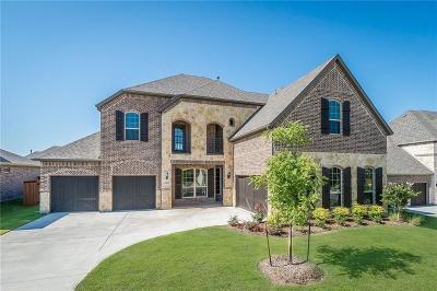 Prosper Single Family Home For Sale: 1620 Winchester Drive