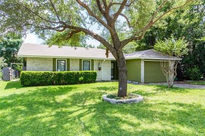 Haltom City Single Family Home Active Option Contract: 5704 Macrae Street