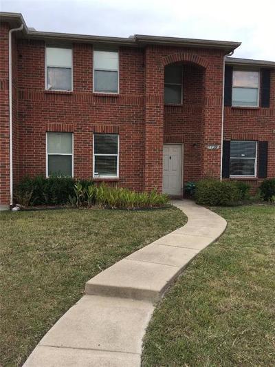 Mesquite Single Family Home For Sale: 1325 Junction Run