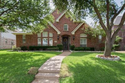 Richardson Single Family Home For Sale: 2709 Northridge Drive