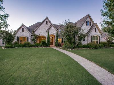 Prosper Single Family Home For Sale: 2481 Fair Oaks Lane