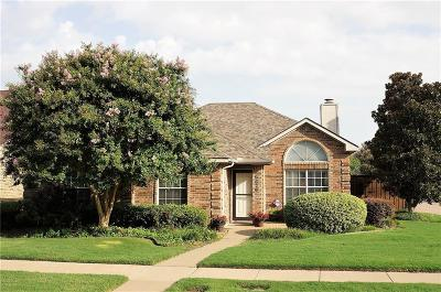 Frisco Single Family Home For Sale: 9820 Concord Drive