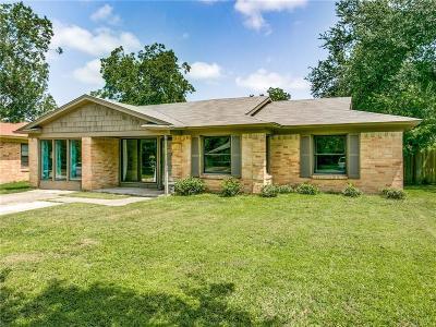 Dallas Single Family Home For Sale: 11367 Lippitt Avenue