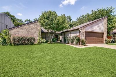 Garland Single Family Home For Sale: 3333 Creekbend Drive