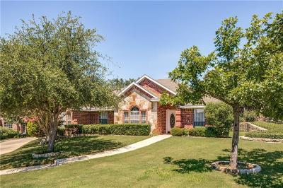 Denton Single Family Home For Sale: 2600 Blue Ridge Court