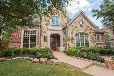 Allen Single Family Home Active Option Contract: 2346 Wingsong Lane