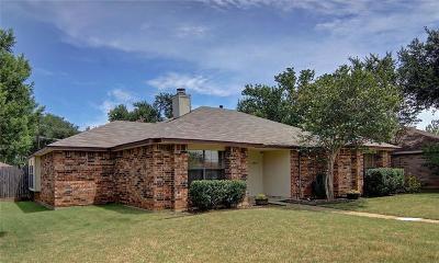 Dallas Single Family Home For Sale: 5807 Emrose Terrace