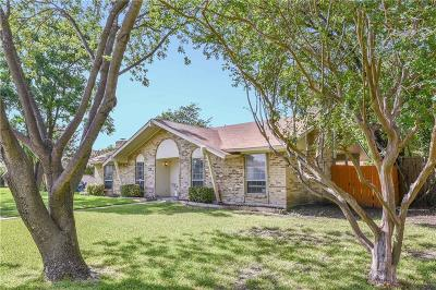 Richardson Single Family Home For Sale: 1803 Richland Drive