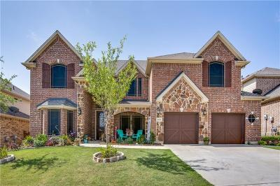 Fort Worth TX Single Family Home For Sale: $465,500