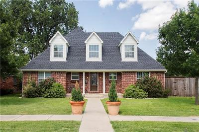 Dallas Single Family Home For Sale: 3667 Delford Circle