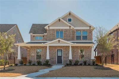 Frisco Single Family Home For Sale: 1855 Evening Star Road