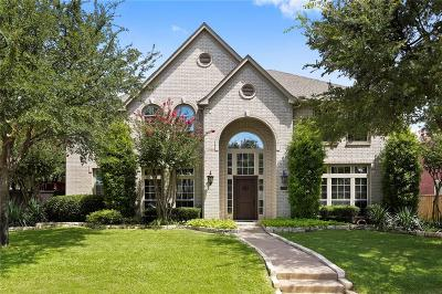 Flower Mound Single Family Home For Sale: 3708 Acton Drive