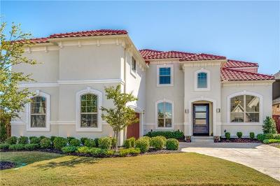 Frisco Single Family Home For Sale: 1468 Echols Drive
