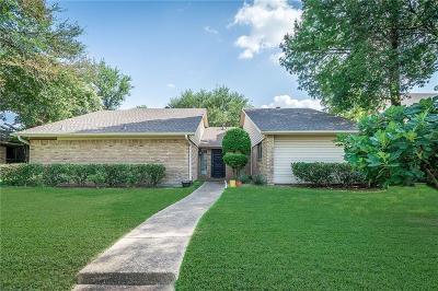 Plano Single Family Home For Sale: 4504 Boston Drive