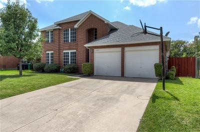 Denton Single Family Home For Sale: 2205 Westview Trail