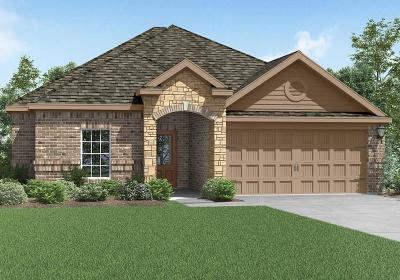 Denton Single Family Home For Sale: 4609 Conley Lane
