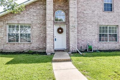 Sachse Single Family Home For Sale: 2802 Granite Avenue