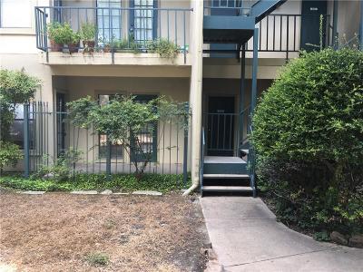 Dallas Condo For Sale: 3105 San Jacinto Street #108