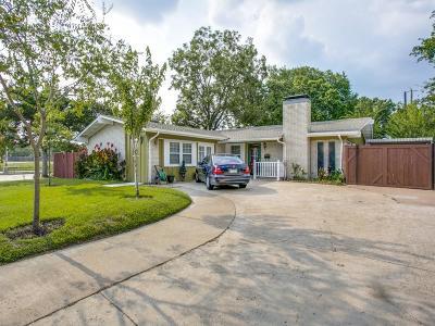 Dallas Single Family Home For Sale: 3159 Northaven Road