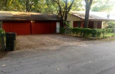 Saginaw Single Family Home Active Option Contract: 6425 McRee Road