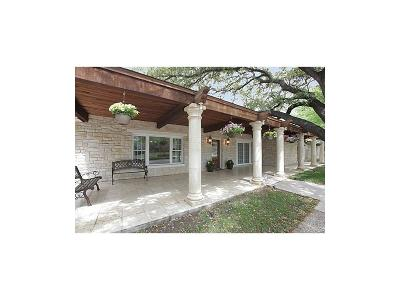 Dallas Single Family Home For Sale: 5311 W Mockingbird Lane