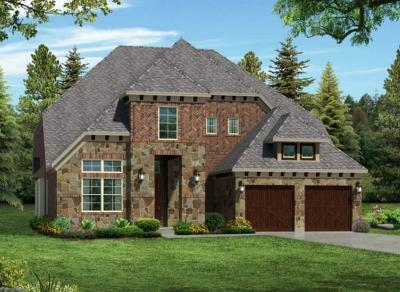 Allen Single Family Home Active Contingent: 610 Cotton Gin Trail