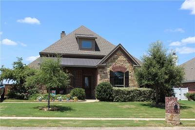 Waxahachie Single Family Home Active Contingent: 105 Odonna Drive