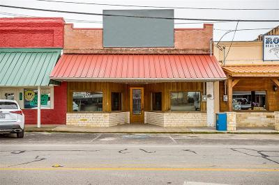 Godley Commercial For Sale: 121 S Main Street