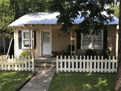 Stephenville Single Family Home For Sale: 955 N Stephen Avenue