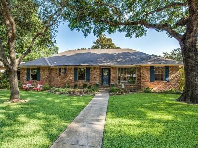 Richardson Single Family Home For Sale: 925 Chadwick Drive