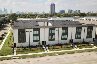 Dallas Condo For Sale: 2103 Bennett Avenue #60