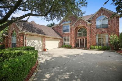 Mckinney Single Family Home For Sale: 4807 Ivyleaf Lane