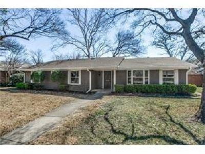 Dallas Single Family Home For Sale: 3232 Duchess Trail