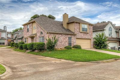 Allen Single Family Home For Sale: 18 Buchanan Place